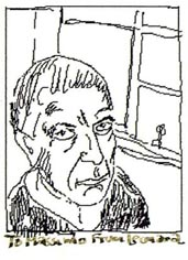 Leonard Cohen (Self Portrait)