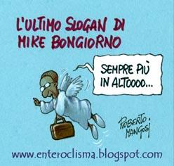 Mike Bongiorno-Sempre più in alto(by Roberto Mangosi)