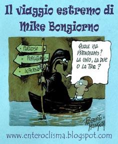 Mike Bongiorno- Viaggio Estremo(by Roberto Mangosi)