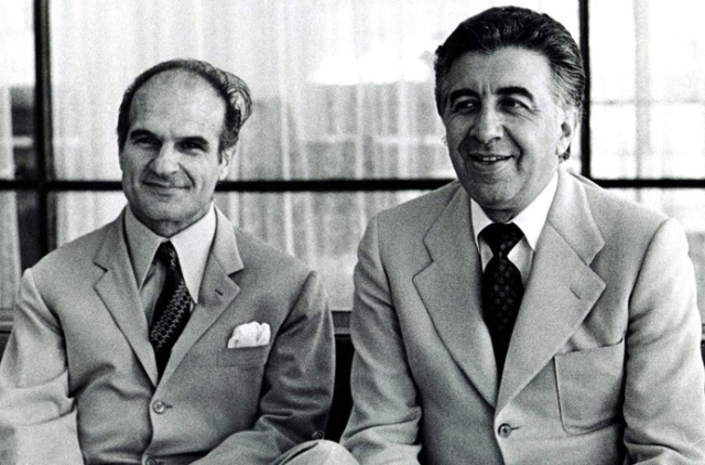 SANDRO CIOTTI E ENRICO AMERI
