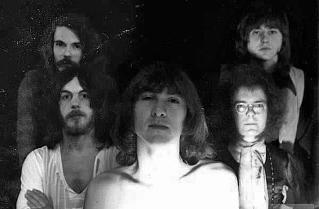 1 King Crimson con Pete Sinfield image