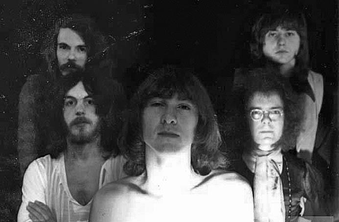 1 King Crimson con Pete Sinfield image
