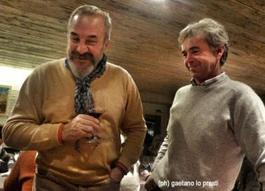 1 Bobo Pernettaz e Piero Nigra (by gaetano lo presti) IMG_4145
