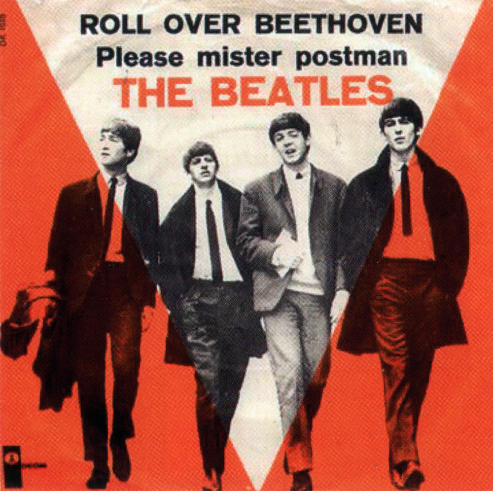 Chuck Berry Roll Over Beethoven Sweet Little Sixteen