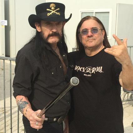 1 Pino Scotto e Lemmy Kilmister IMG_8788