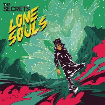 SECRETS - Lone Souls_Copertina_Singolo