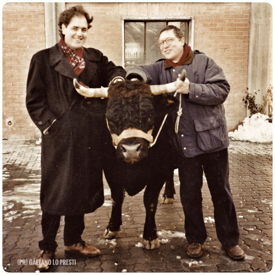 """""""VALDOSTANI"""", il ritratto irriverente dei loro difetti tracciato, nel 1997, da Giulio Cappa e Vincenzo Calì."""